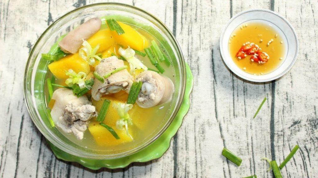 Gợi ý 7 món canh giúp mẹ lợi sữa, con phổng phao nhanh chóng - Phunuduongthoi.vn 01