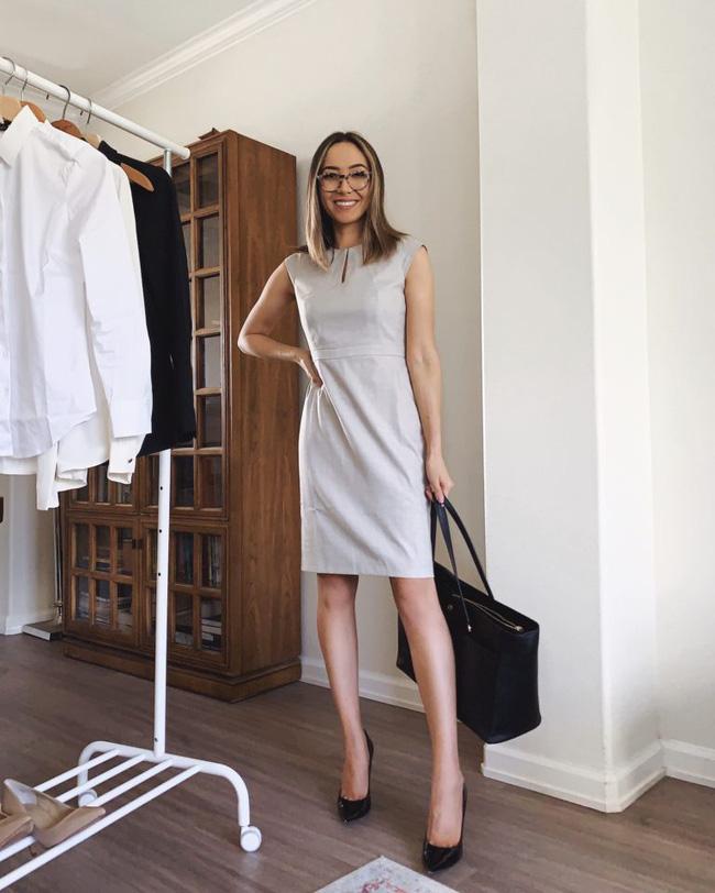 Nàng fashion blogger chỉ cho chị em cách lên đồ công sở chuẩn Pro mà vẫn max sành điệu chỉ với vài items cơ bản - Ảnh 5.