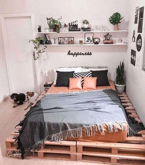 Những vật dụng trang trí phòng ngủ cho cô nàng độc thân cực ấn tượng