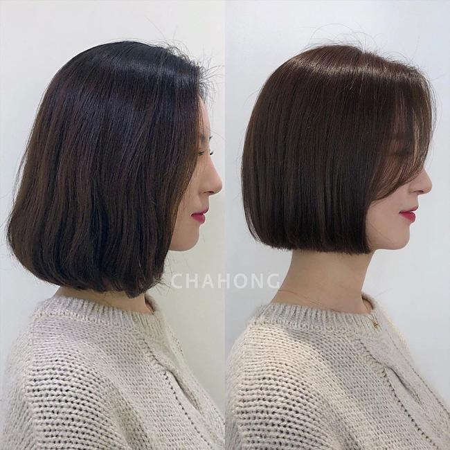Đây chính là kiểu tóc giúp chị em trẻ hẳn 5 tuổi, ai cũng nên thử một lần trong đời - Ảnh 10.