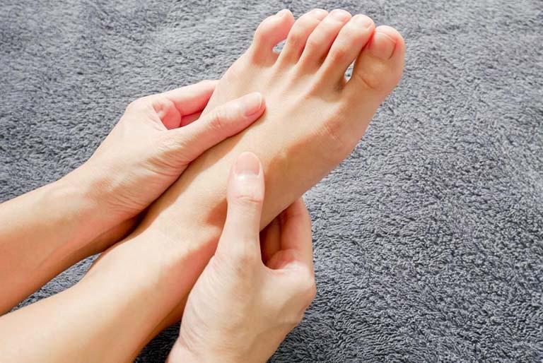 5 dấu hiệu ở bàn chân cho thấy cơ thể đang đang mắc trọng bệnh - phunuduongthoi.vn - 05