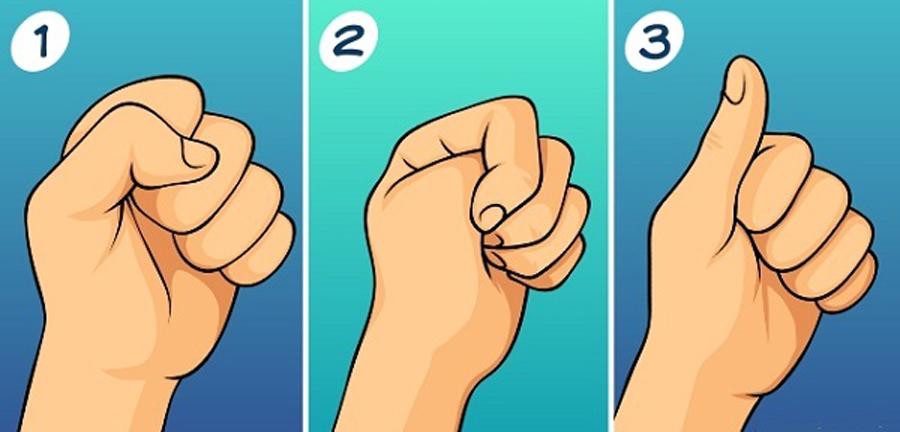 Cách nắm tay tiết lộ những điều gì về con người bạn - phunuduongthoi.vn - 01