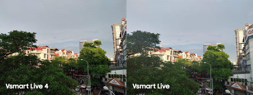 So sánh Vsmart Live 4 và Vsmart Live: Smartphone Make in Vietnam 100% có gì hơn? -phunuduongthoi.vn - Ảnh 9