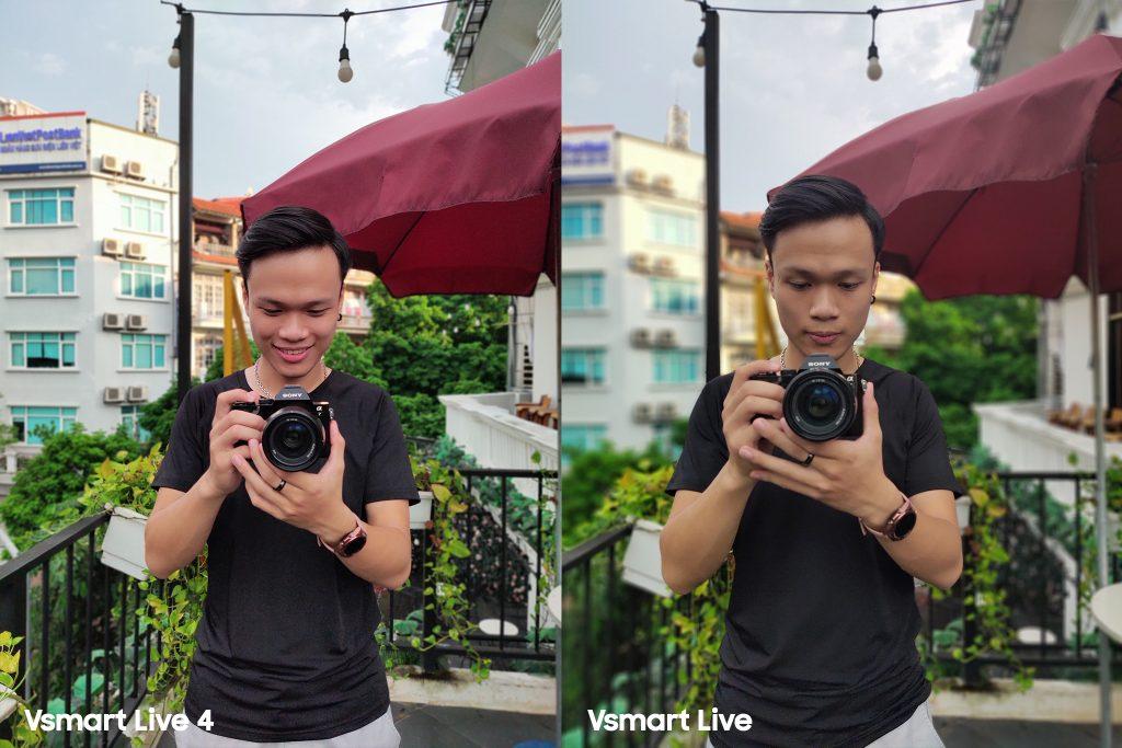 So sánh Vsmart Live 4 và Vsmart Live: Smartphone Make in Vietnam 100% có gì hơn? -phunuduongthoi.vn - Ảnh 11