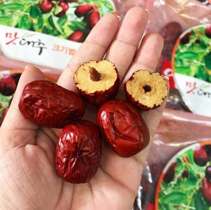 Táo đỏ có tác dụng gì và cách ăn táo đỏ đúng cách - 1