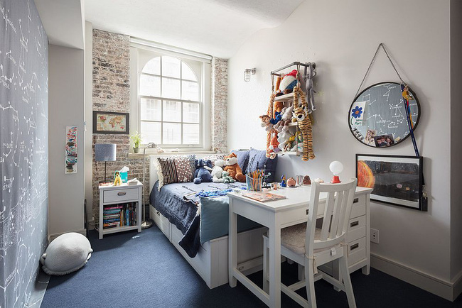 10 mẫu phòng ngủ cho bé vừa đẹp, cha mẹ lại vừa dễ biến thành hiện thực  - Ảnh 7.
