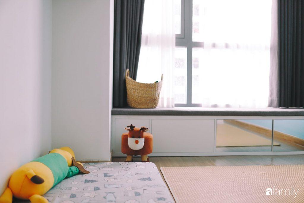 Học mẹ bỉm sữa Hà Thành kinh nghiệm tạo phòng ngủ tối giản cho bé sơ sinh cực hữu ích - Ảnh 3.