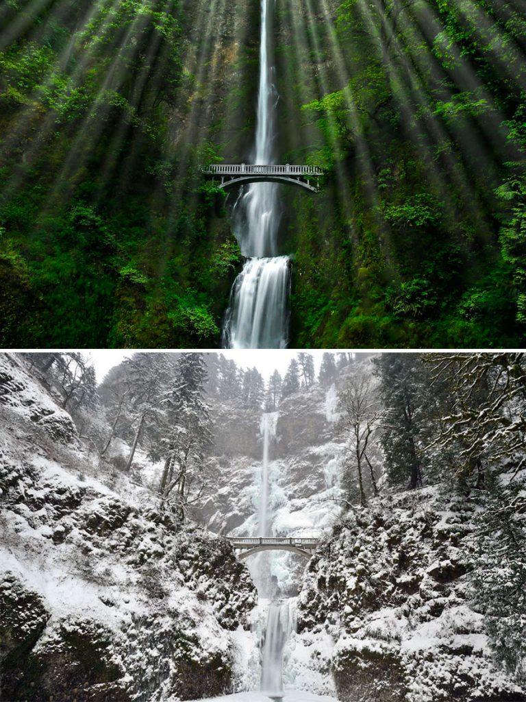 Lặng ngắm bộ ảnh đẹp đẽ đến ma mị về quá trình chuyển giao của mùa đông khắp nơi trên thế giới - Ảnh 25.