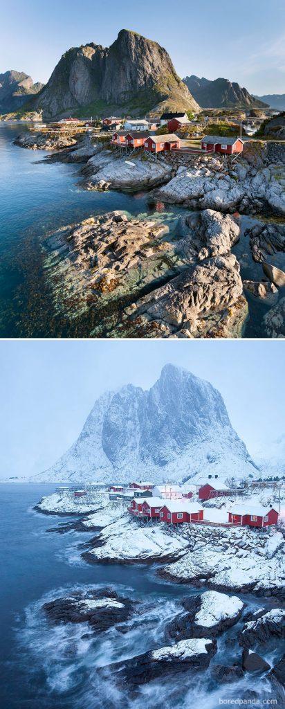 Lặng ngắm bộ ảnh đẹp đẽ đến ma mị về quá trình chuyển giao của mùa đông khắp nơi trên thế giới - Ảnh 5.