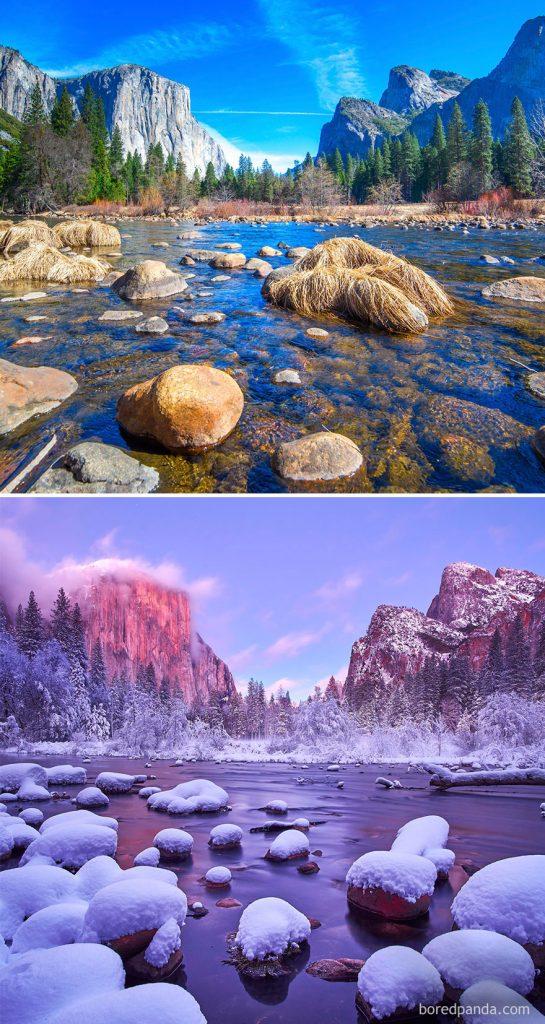 Lặng ngắm bộ ảnh đẹp đẽ đến ma mị về quá trình chuyển giao của mùa đông khắp nơi trên thế giới - Ảnh 13.