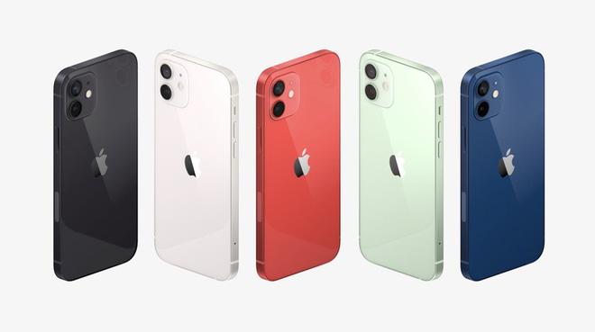 iphone 12 có mấy màu - Ảnh 1.