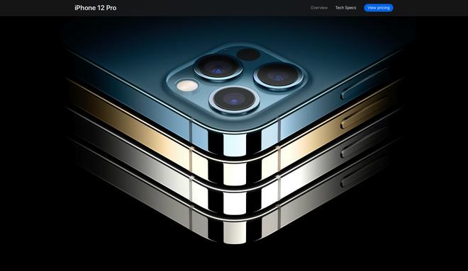 iPhone 12 pro có mấy màu - Ảnh 3.