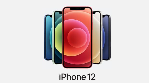 iphone 12 có mấy màu - Ảnh 2.