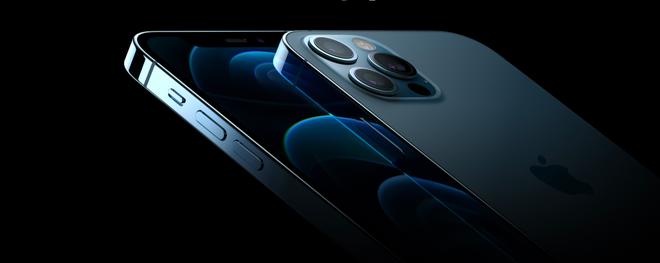 iphone 12 pro màu pacific blue ( xanhd dại dương / xanh navy) - Ảnh 3.
