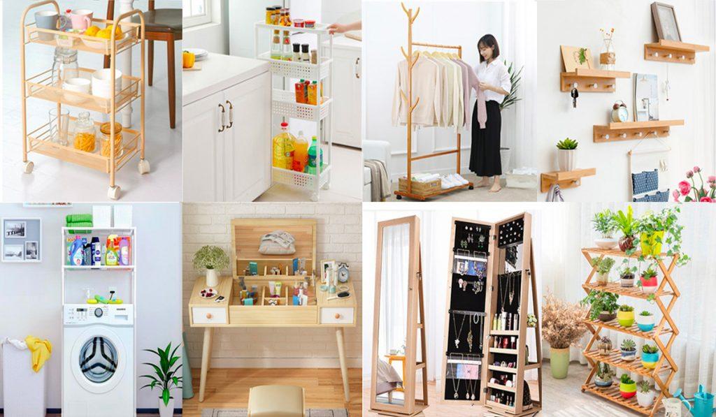 Những vật dụng lưu trữ giúp nhà luôn gọn gàng dù diện tích có chật đến mấy - phunuduongthoi.vn  - Ảnh 1.
