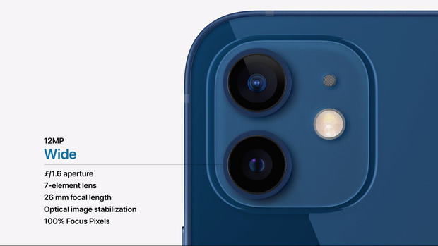 iPhone 12 là smartphone quay phim, chụp ảnh đỉnh cao, cỗ máy sống ảo thứ thiệt - Ảnh 1.