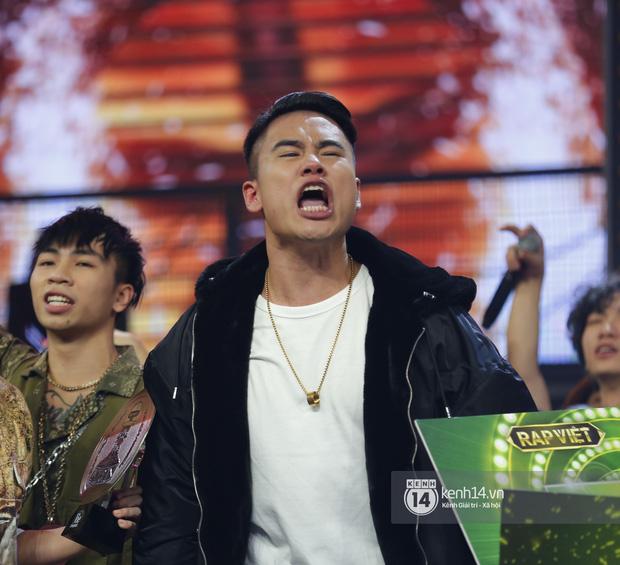 Hai nước đi sai lầm của Karik dành cho GDucky ngay chặng đường quan trọng nhất Rap Việt - Ảnh 1.