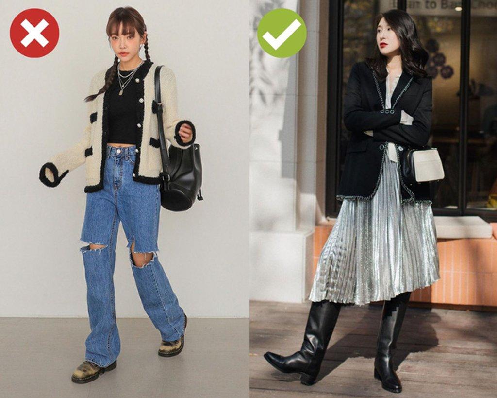 """4 kiểu trang phục đừng mặc tại tiệc Tất niên nếu không muốn bị gắn mác """"thảm họa thời trang""""- Ảnh 3."""
