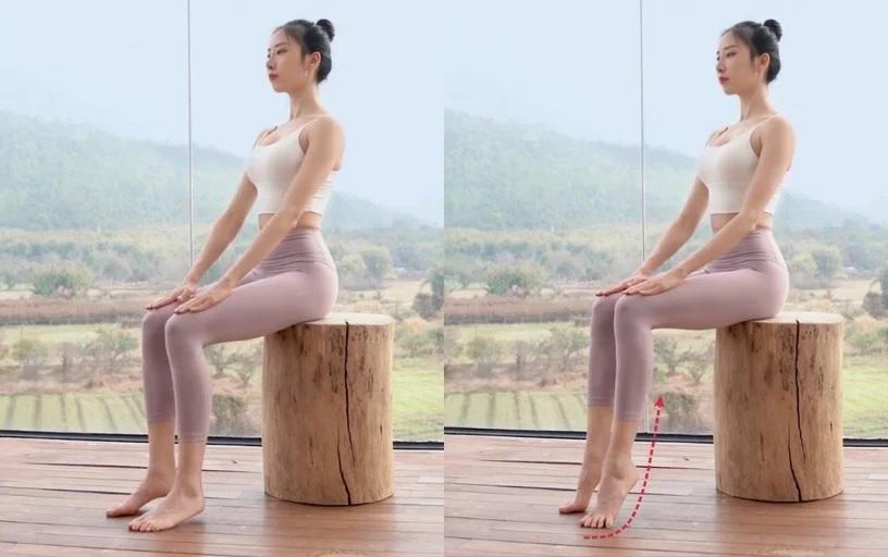 6 động tác giúp chị em tự tin diện váy mùa hè, khoe trọn đôi chân thon gọn thẳng tắp - phunuduongthoi.vn 1
