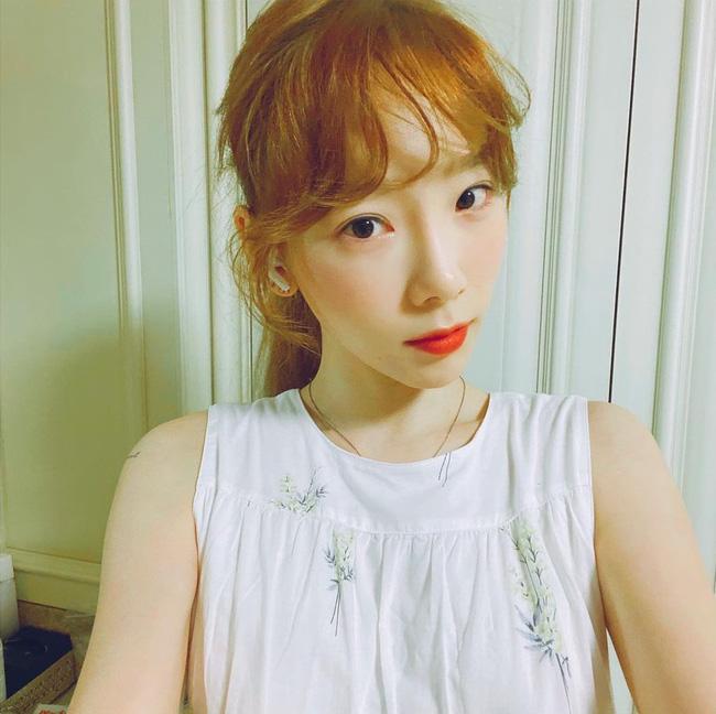 Học Taeyeon 4 cách buộc tóc hack tuổi -Kiểu nào cũng gọn mát, duyên dáng hết nấc - phunuduongthoi.vn