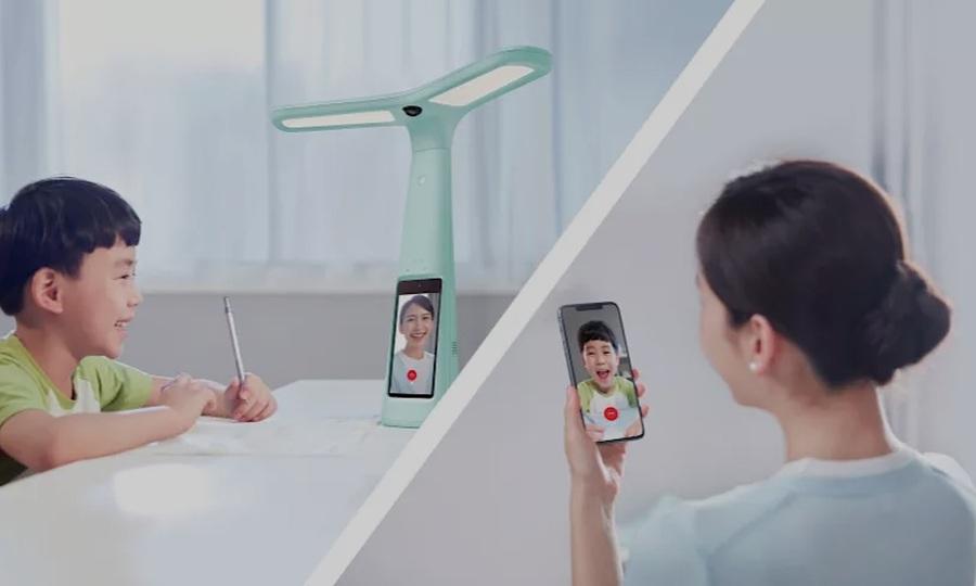 đèn thông minh có chức năng phát hiện con lười học - phunuduongthoi.vn